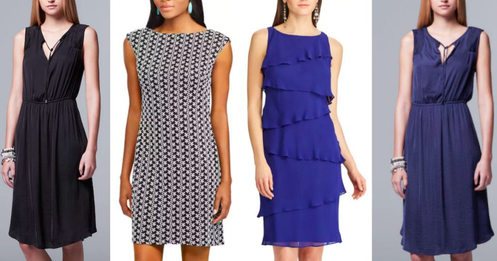 c4ce62bb11116 Deals Finders | Kohl's Cardholders : Over 85% Off Women's Dresses + Free  Shipping! - Deals Finders