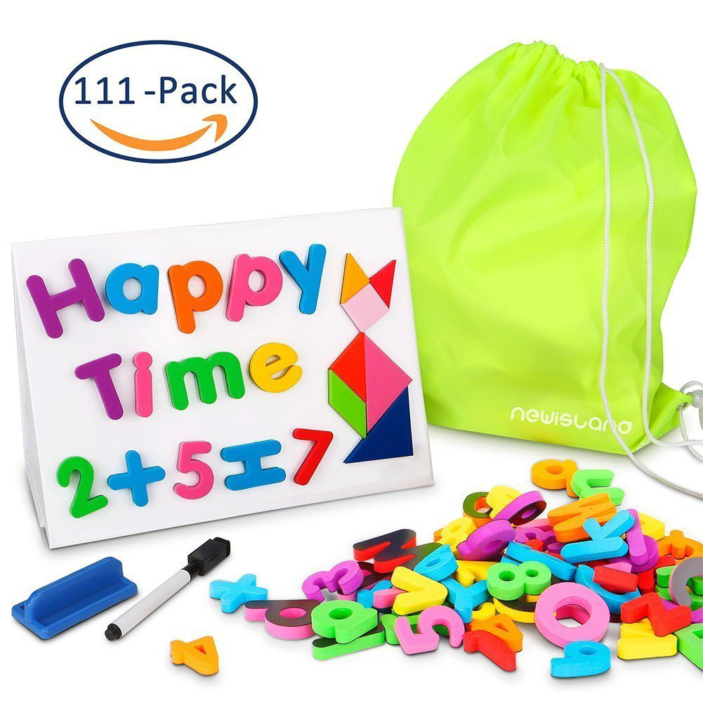 Deals Finders Amazon Magnetic Foam Letters And Numbers