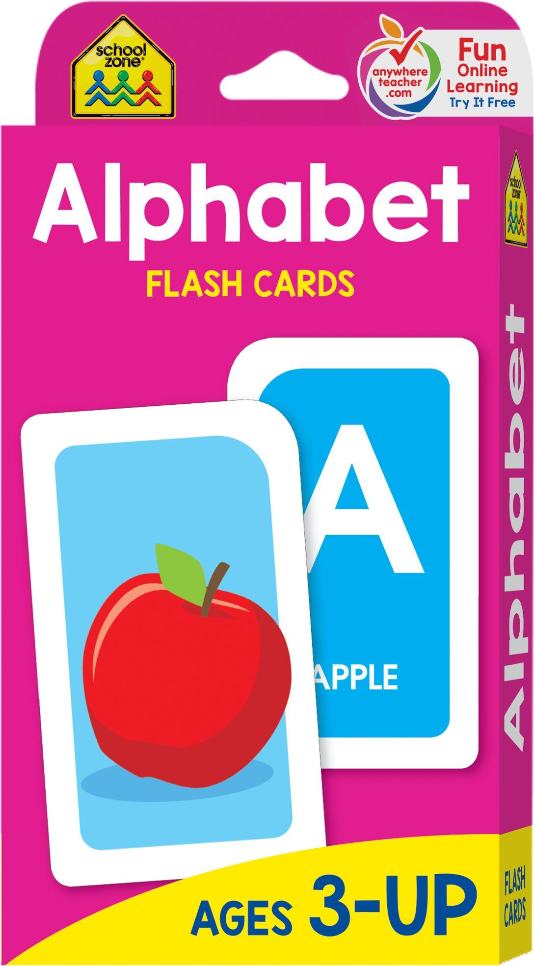 Deals Finders | Amazon : ** RUN** Alphabet Flash Cards - Ages 3+ ...