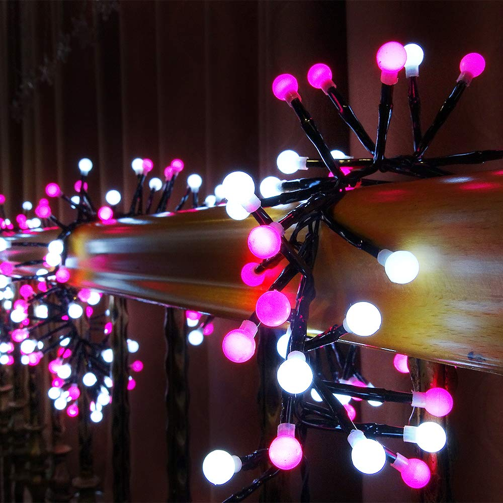Deals Finders 400 Led Le Lights Christmas