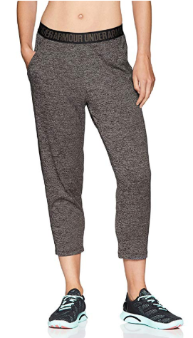 56354d9bee Deals Finders | Amazon : Under Armour Women's Play up Twist Capris Just $12  (Reg : $40) (As of 12/6/2018 7.50 PM CST) - Deals Finders
