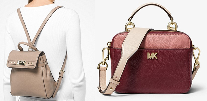 e37ba1f882b5 Deals Finders   Michael Kors Semi-Annual Sale Up to 70% Off + FREE Shipping  (Bags, Shoes & More) - Deals Finders
