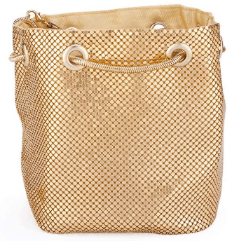 2e38330668 Deals Finders | Amazon : Mesh Chain Mail Bucket Bag Just $11.49 W/Code (Reg  : $22.98) (As of 4/16/2019 5.53 PM CDT) - Deals Finders
